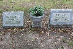 Magdalene S. <i>Morck</i> Andersen