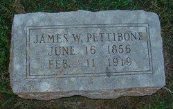 James W Pettibone