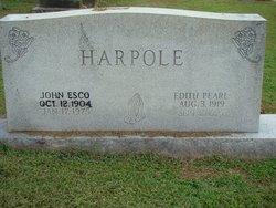 Edith Pearl <i>Beaird</i> Harpole