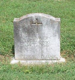 Franz Joseph Bauer