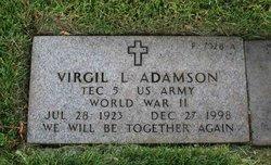 Virgil Leroy Adamson