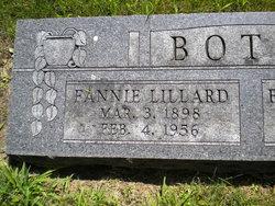 Fannie Lillard <i>Robinson</i> Botts