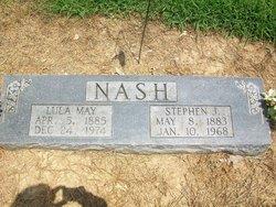 Stephen J Nash