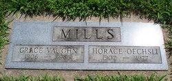 Horace Oechsli H.O. Mills