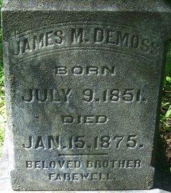James M DeMoss