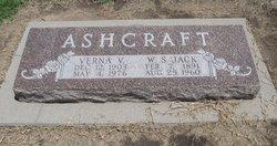 Wilson Sylvester Ashcraft