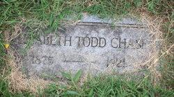 Elizabeth <i>Todd</i> Chase