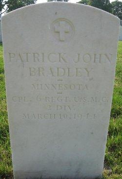 Patrick John Bradley