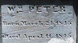 William Peter