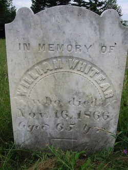 William Whitear