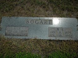 W. F. Bogart