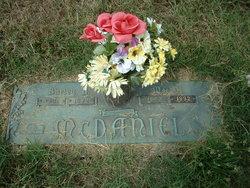 Mae Aline <i>Morris</i> McDaniel