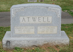 Ruth Virginia <i>Dodd</i> Atwell
