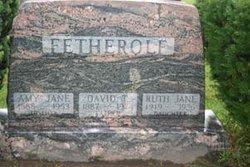 Amy Jane <i>Bird</i> Fetherolf