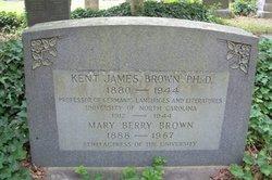 Mary <i>Berry</i> Brown