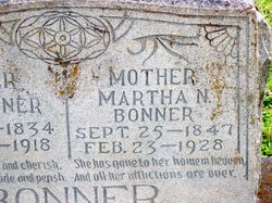 Martha Anne <i>King</i> Bonner