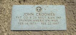 John F. Croomes