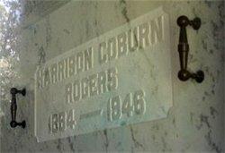 Harrison Coburn Harry Rogers