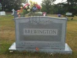 Maude Esther <i>Evans</i> Brewington