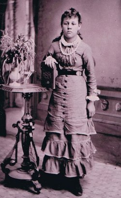 Lucy Ann <i>Hanna</i> Swett