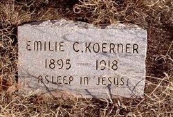 Emilie/Amelia C. Koerner