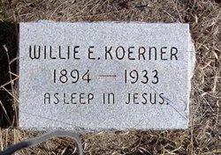 William Ernest Willie Koerner