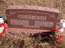 Emma Kate <i>Koerner</i> Kuhlmann