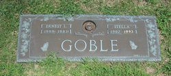 Ernest L Goble