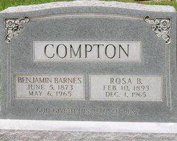 Benjamin Barnes Compton