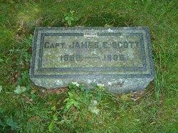 Capt James Edward Scott
