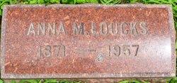 Anna M. Loucks
