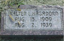 Walter LeRoy Hagadorn