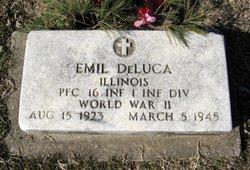 PFC Emil DeLuca, Jr