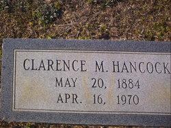 Clarence Mahoney Hancock