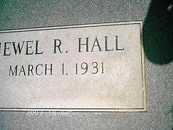Jewel R Hall