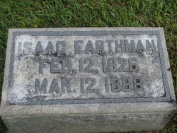 Isaac Earthman
