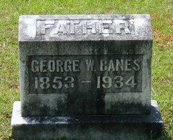 George W Banes