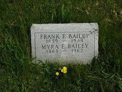 Myra Eva <i>Wallace</i> Bailey