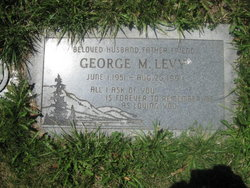 George M Levy