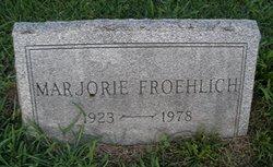 Marjorie Froehlich