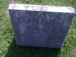James M. Hendry