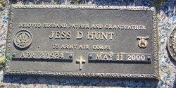 Jess D Hunt