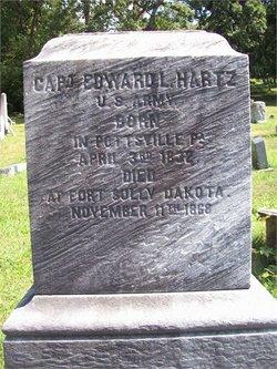 Capt Edward L. Hartz