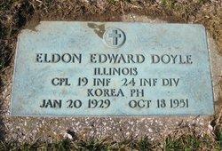 Corp Eldon Edward Doyle