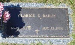 Clarice E. Bailey