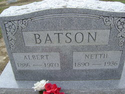Nettie <i>Brown</i> Batson