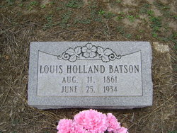Louis Holland Batson