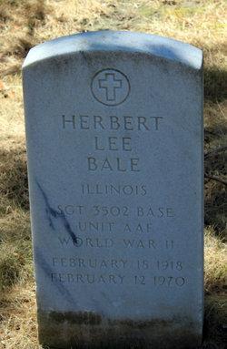 Herbert Lee Bale