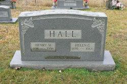 Helen Venus <i>Carter</i> Hall