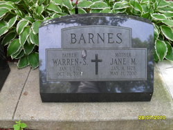 Jane M. Barnes